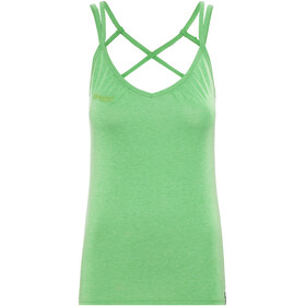 Bergans Cecilie Sleeveless Shirt Women green